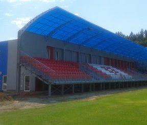 Prestavba futbalového štadióna vo Zvolene