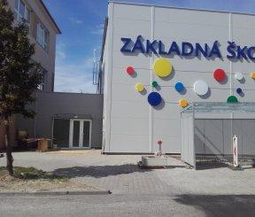 Telocvičňa pri Základnej škole Kollárova ulica, Svätý Jur