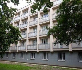 Zateplenie ubytovacích pavilónov, jedálne a priľahlých objektov ŠDaJ UPJŠ Košice
