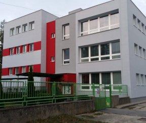 Zvyšovanie energetickej účinnosti Základnej školy Medzilaborecká v Bratislave