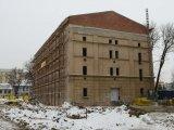 Rekonštrukcia bývalých kasární - KULTURPARK, Košice