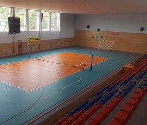 Rekonštrukcia športovej haly Snina