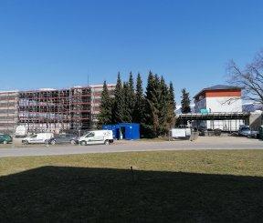 Stredná zdravotnícka škola Liptovský Mikuláš – Stavebné úpravy školy – I. a II. Etapa