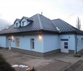 Zvyšovanie energetickej účinnosti budovy obecného úradu v Herľanoch