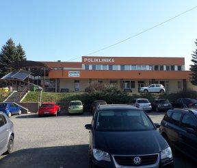Rekonštrukcia a modernizácia Polikliniky Detva na Centrum integrovanej zdravotnej starostlivosti