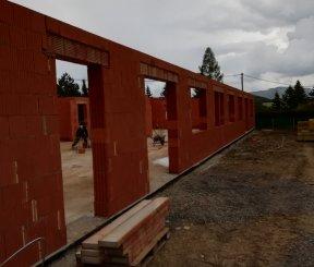 Výstavba novej budovy materskej školy v Štrbe
