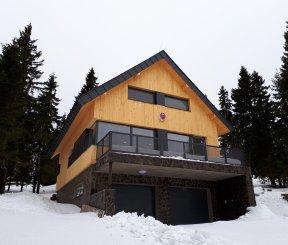Záchranná stanica v lyžiarskom stredisku