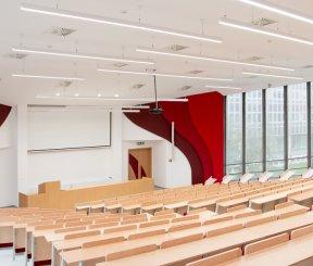 Modernizácia Aula 103 - Prešovská univerzita, ul. 17. novembra č. 15, Prešov