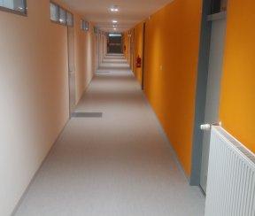 Rekonštrukcia detského domova pre UCM v Trnave - I. nadzemné podlažie časť A