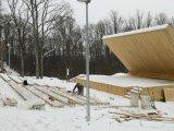 Revitalizácia hradu na vrchu Hradová v Košiciach