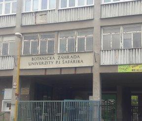 Významná obnova administratívnej budovy v areáli Botanickej záhrady na ul. Mánesova č. 23 v Košiciach
