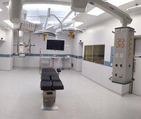 Prístavba operačnej sály na streche energocentra